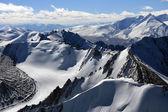 Mountain Peaks - Himalaya, India — Stock Photo