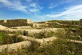 Ruins of Potaissa from Transylvania, Romania — Stock Photo