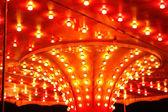 Lumières de carrousel — Photo