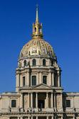 Kilise hotel des invalides, paris, fransa — Stok fotoğraf
