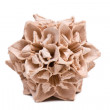 Stock Photo: Handmade paper origami flower