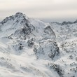 Stock Photo: Panoramof Pyrenees mountains