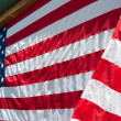 American flag — Stock Photo #6823973