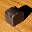 Stock Photo: Ring box