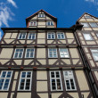 Historical architecture in Hannover — Stock Photo