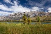 озеро талбот, джаспер национальный парк, альберта, канада — Стоковое фото