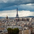 Paris city view — Stock Photo