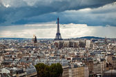 Paris city view — Fotografia Stock