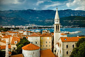 Old Budva, Montenegro — Stock Photo