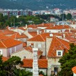 Stock Photo: The roofs of old town Budva, Montenegro
