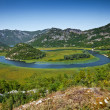 The Skadar lake, Montenegro — Stock Photo #6842195