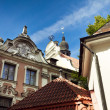 The architecture of Riga, Latvia — Stock Photo
