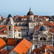 Dubrovnik old city, Montenegro — Stock Photo