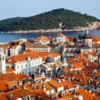 Dubrovnik city, Croatia — Stock Photo