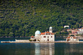 Saint George island, Montenegro — Stock Photo