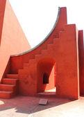 Jantar mantar walls — Stock Photo