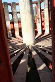 Pillar circle — Stock Photo