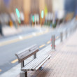 Street life - illustrative, blurred image — Stock Photo #7407409