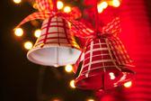 圣诞铃声着陆 3 — 图库照片