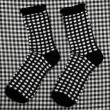 Socks chequered — Stock Photo #7919203
