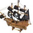 Pirates ship — Stock Photo