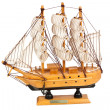 Wooden ship — Stock Photo