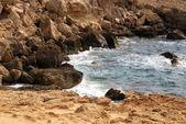 Ocean bay — Stock Photo
