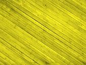 Yellow wooden floor — Stock Photo