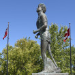 Royalty-Free Stock Photo: Statue of Terry Fox Thunder Bay