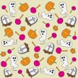 Royalty-Free Stock Imagem Vetorial: Halloween pattern