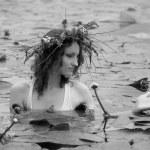 Mermaid in the water — Stock Photo #6984614