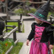 Little witch — Stock Photo #7074398