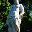 Statue in Peterhof, St.Petersburg — Stock Photo