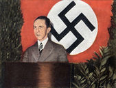 Dr. Goebbels — Stock Photo