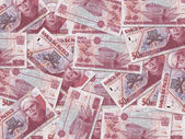 50 Mexcian Pesos Background — Stock Photo