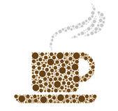 Koffiekopje — Stockvector