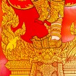 Thai painting art — Stock Photo #6992046