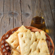 Focaccia — Stock Photo