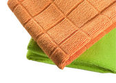 Two Towel — Stock Photo