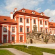 Royalty-Free Stock Photo: Troja Chateau