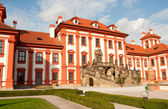 Troja Chateau — Stock Photo