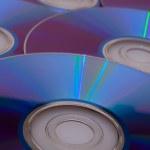 Compact Discs — Stock Photo #6925199