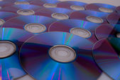 компакт-диски — Стоковое фото