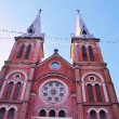 St Mary Notre Dame Cathedral,Saigon,Vietnam — Stock Photo