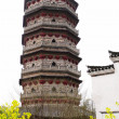 Ancient pagoda — Stock Photo