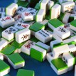 Mahjong tiles — Stock Photo #7129626