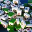 Mahjong tiles — Stock Photo #7129630