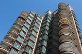 公寓大楼 — 图库照片