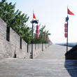 City wall of Xian, China — Stock Photo