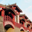 Chinese ancient buildings — Stock Photo #7567679